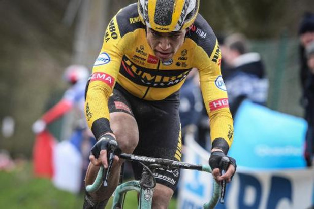"""Wout van Aert last een trainingspauze in: """"Hoop volgende week opnieuw te kunnen opbouwen"""""""