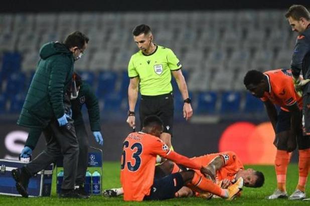 Champions League - Bolingoli & Chadli (Basaksehir) gaan onderuit in spektakelstuk, ook Doku (Rennes) verliest