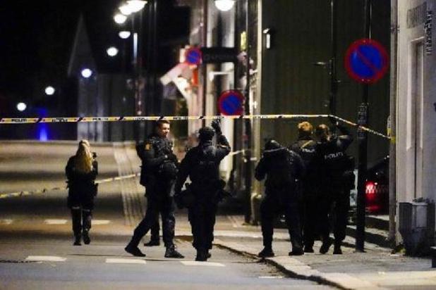 Le suspect est un Danois converti à l'islam soupçonné de radicalisation