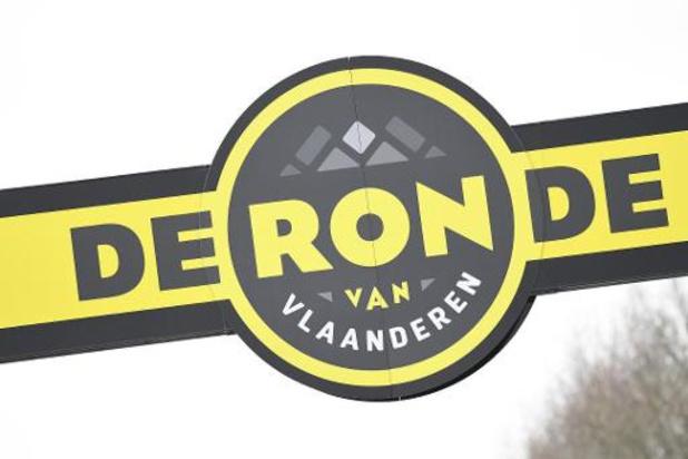 Publiek is niet welkom bij Ronde van Vlaanderen, politie zal verbaliseren