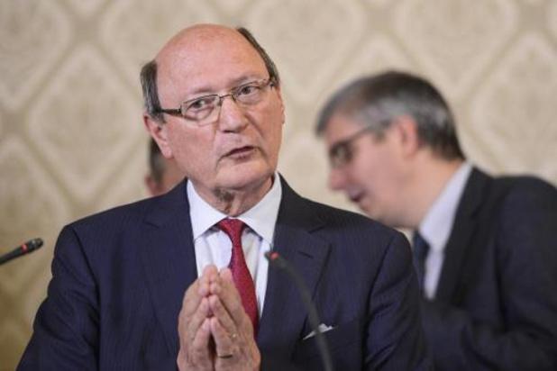 Décès de l'ancien président de la FEB Pierre Alain De Smedt