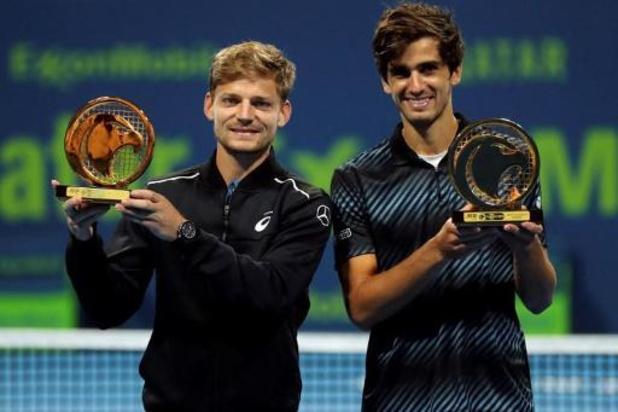 David Goffin défiera Pierre-Hugues Herbert au 2e tour de l'Open d'Australie