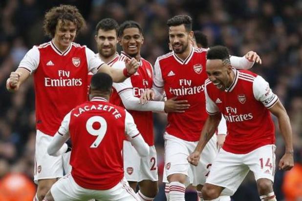 L'exécutif d'Arsenal réduit ses revenus, les joueurs pas encore