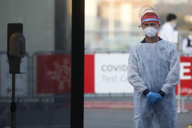 La Belgique est le 7e pays européen à compter le plus grand nombre de contaminations
