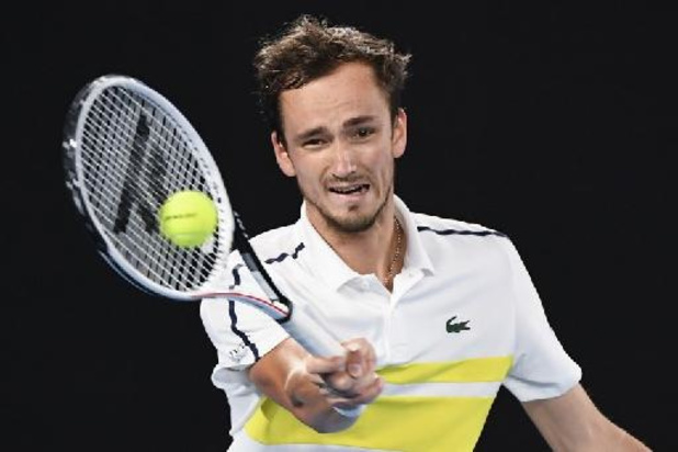Medvedev, première tête de série, éliminé en quarts de finale de l'ATP Miami