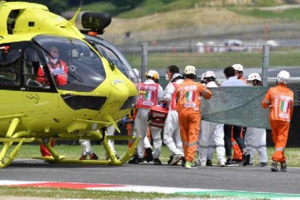 Zwitser Dupasquier overlijdt op 19-jarige leeftijd aan de gevolgen van zware crash