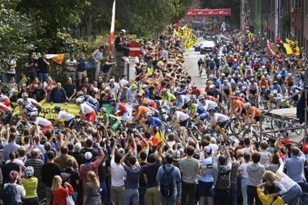 Supporters stromen toe in Leuven: Wijnpershelling is al afgesloten
