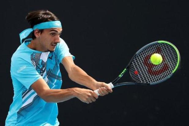 """ATP Montpellier - Goffin, qui rencontrera l'Italien Sonego : """"Je n'ai pas oublié qu'il a battu Djokovic"""""""