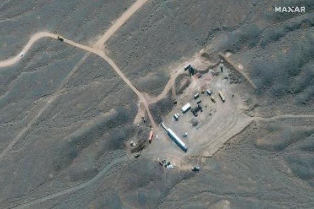 "Nucléaire iranien - Iran: ""accident"" dans une installation nucléaire, ni victimes ni pollution"