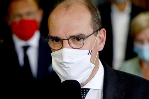 Frankrijk bouwt quarantaine af naar 7 dagen