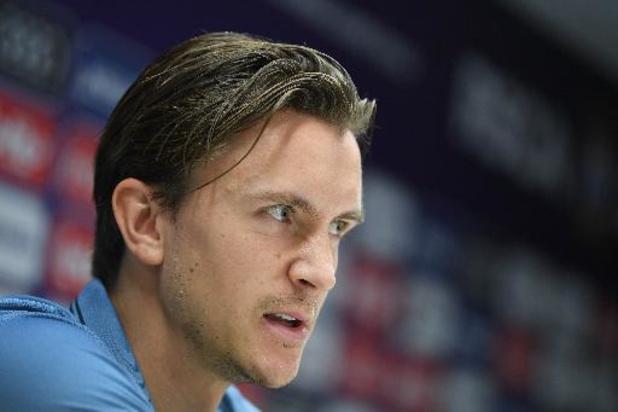 Conference League - Kristoffer Olsson veut engranger les minutes avec le RSCA contre Laçi