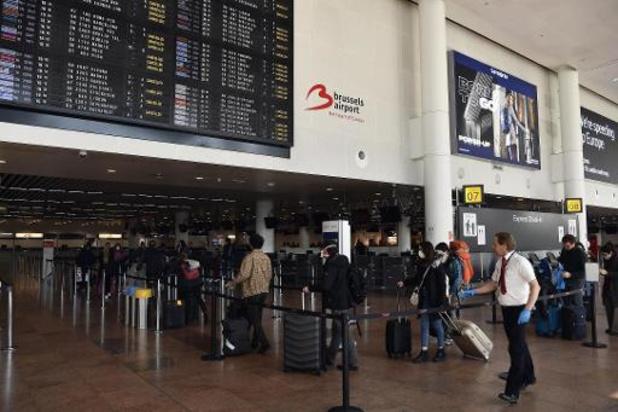 Toegang tot aankomst- en vertrekhal Brussels Airport niet langer beperkt