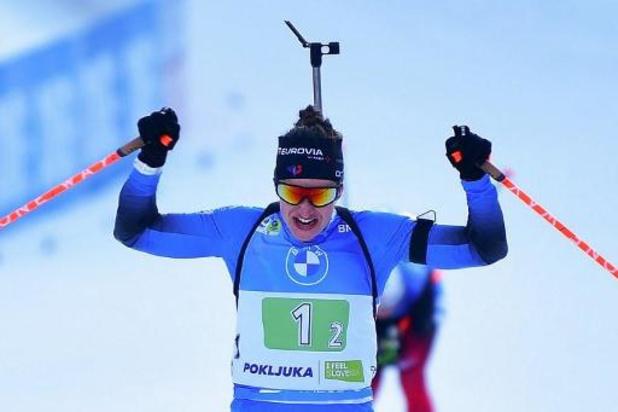 La France sacrée championne du monde de relais mixte simple, la Belgique 15e