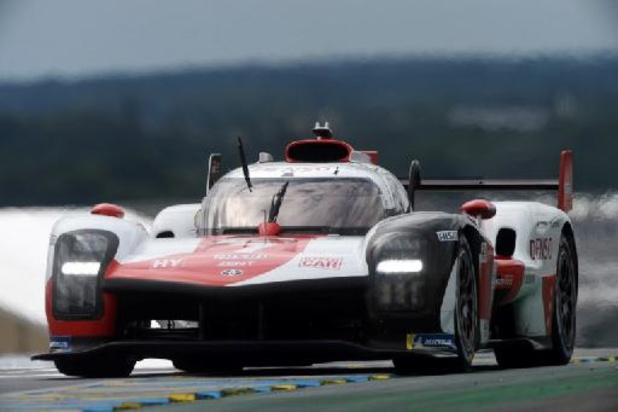 24 Heures du Mans - 5e pole de suite pour Toyota et Kobayashi, Dries Vanthoor poleman en GTE-Pro