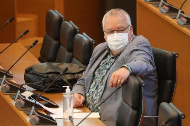 Le parlement wallon aura finalement sa commission spéciale