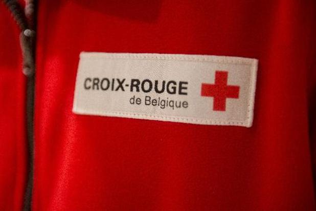 Déjà 3,9 millions d'euros collectés par la Croix-Rouge pour venir en aide aux sinistrés