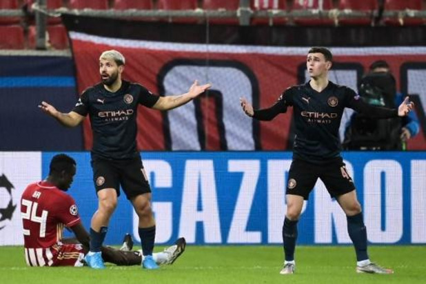 Champions League - Manchester City naar achtste finales, Mönchengladbach walst over Shakhtar Donetsk