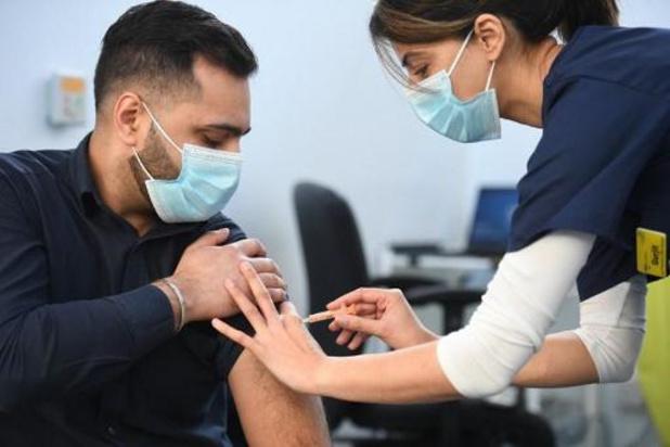 Lieux, timing...: ce qu'il faut savoir sur la campagne de vaccination en Wallonie