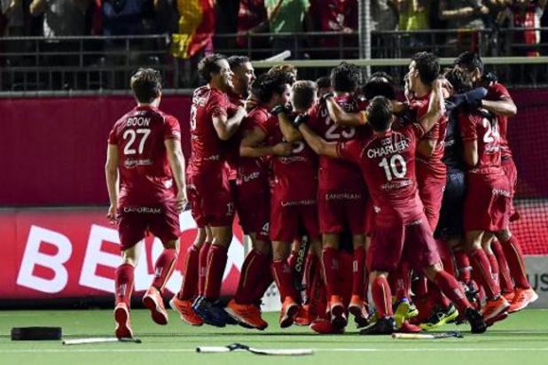 Gala du Sport 2019 - Les Red Lions sont l'Equipe belge de l'année comme en 2012, 2016 et 2018