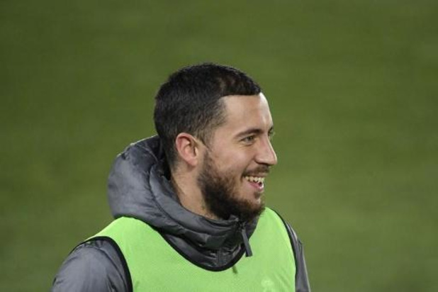 Les Belges à l'étranger - Le Real bat le Celta et prend provisoirement la tête, Hazard joue le dernier quart d'heure