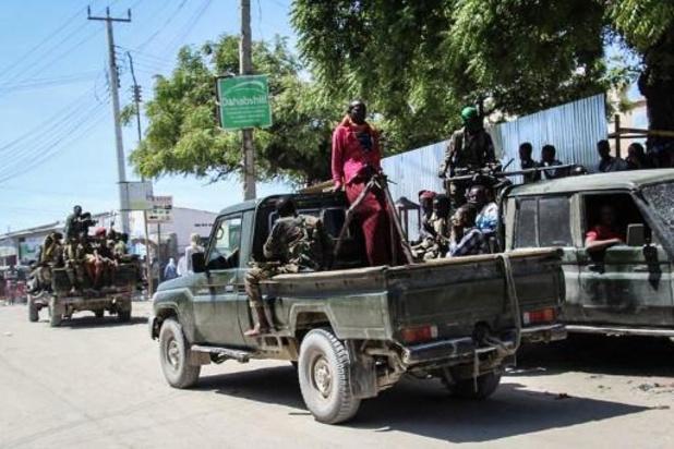 Zeker acht doden bij bomaanslag nabij presidentieel paleis in Somalië