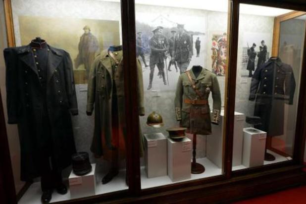 War Heritage Institute onderzoekt of uniformjas van nazigeneraal Fegelein authentiek is