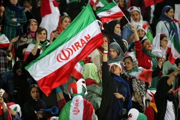 L'Iran de Marc Wilmots cartonne face au Cambodge (14-0) devant un large public féminin