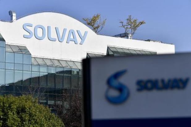 Solvay toont zich weerbaar