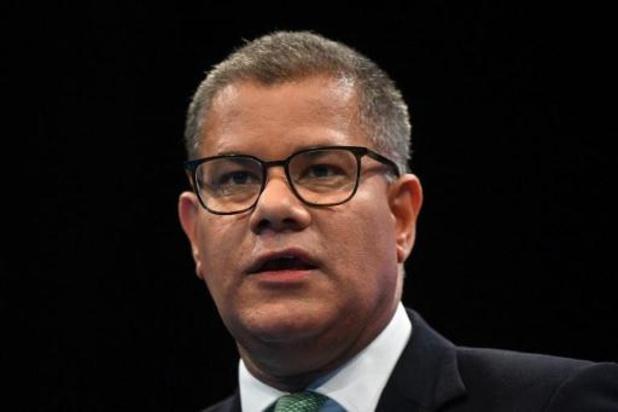 """Le patron de la COP26 appelle les """"leaders mondiaux"""" à éviter un échec"""