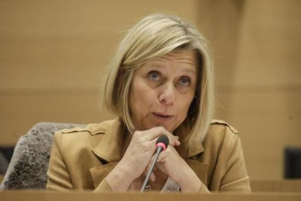 Eliane Tillieux succédera à 51 hommes à la présidence de la Chambre