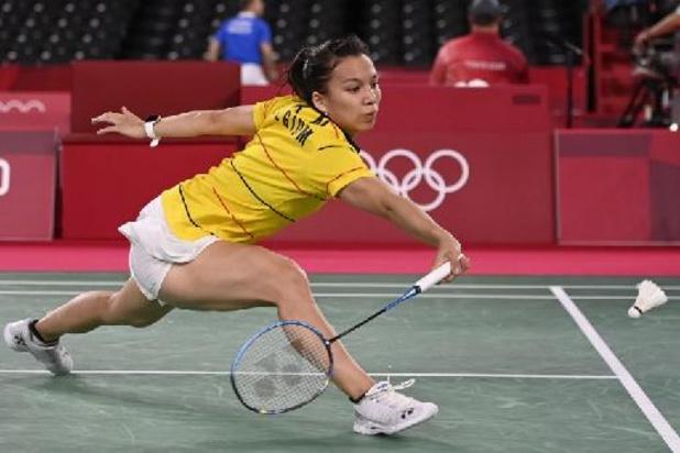 JO 2020 - Lianne Tan éliminée du tournoi en badminton après sa défaite face à Gregoria Mariska