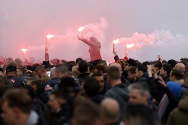 Nederlandse gezondheidsdienst linkt 16 coronabesmettingen aan kampioensfeest Ajax