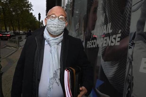 Partijbureau buigt zich over lot van Bouchez
