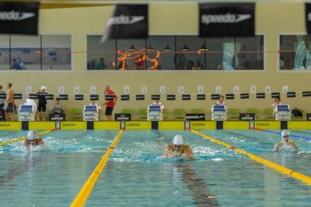 Coronavirus - La Fédération flamande de natation prévoit une reprise par phases à partir du 15 juin