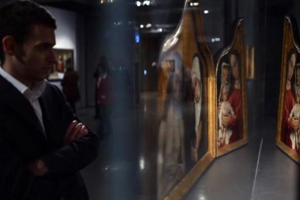 Un collectionneur d'art américain fait don d'un tableau de Hans Memling à Bruges