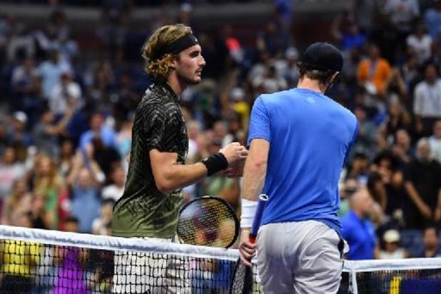 US Open - Tsitsipas klopt Murray