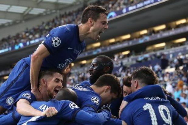 Ligue des Champions - Chelsea bat Manchester City et remporte sa 2e Ligue des Champions