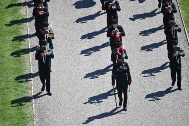 Le Royaume-Uni observe une minute de silence en hommage au prince Philip