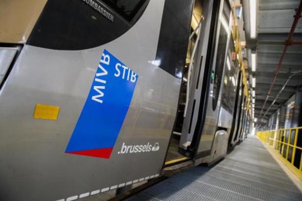 La STIB alerte à propos de déplacements non-essentiels dans les transports bruxellois