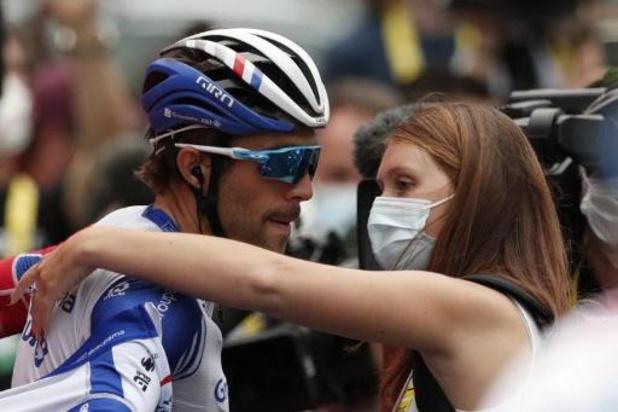 Tour de France - À la dérive dans la 8e étape, Thibaut Pinot peut déjà faire une croix sur le maillot jaune
