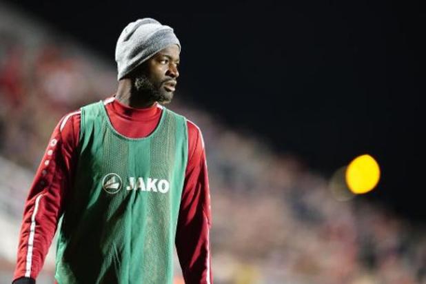 L'Antwerp se distancie de l'insulte adressée par Lamkel Zé au Club de Bruges