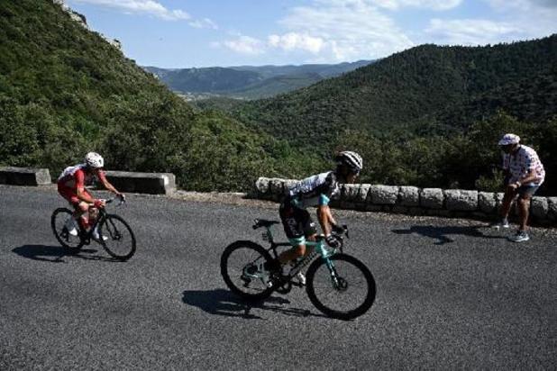 """Tour de France - Guillaume Martin fait la bonne affaire au général: """"Mais j'espère ne pas le payer"""""""