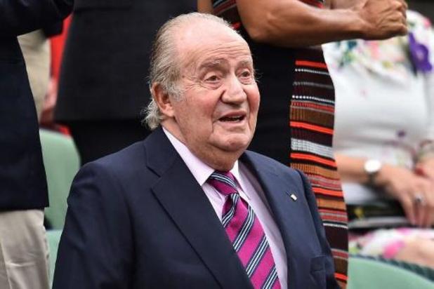 Le fisc espagnol ouvre une enquête sur l'ex-roi Juan Carlos