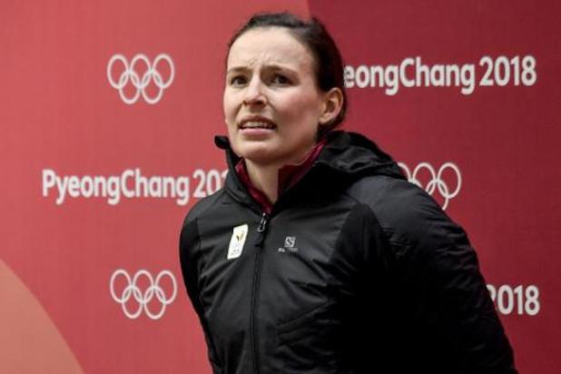 An Vannieuwenhuyse start niet in tweede run, zege voor Duitse Jamanka