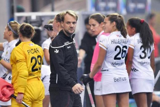 Hockey Pro League - Bondscoach Niels Thijssen roept drie nieuwe Red Panthers op