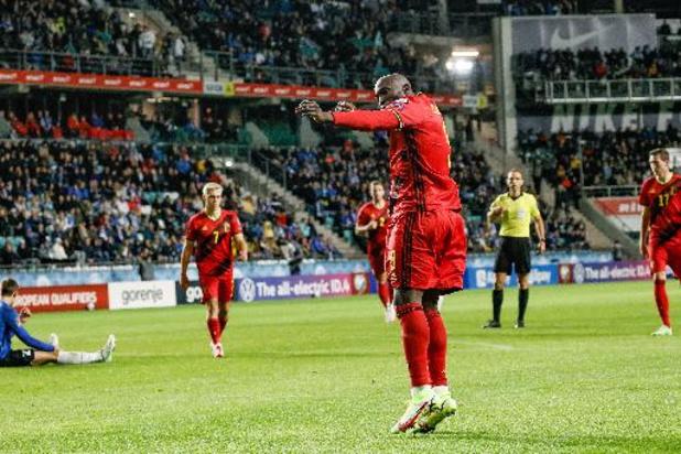 """Rode Duivels - Lukaku kritisch na snelle tegentreffer: """"Volgende wedstrijd zal dat beter moeten"""""""