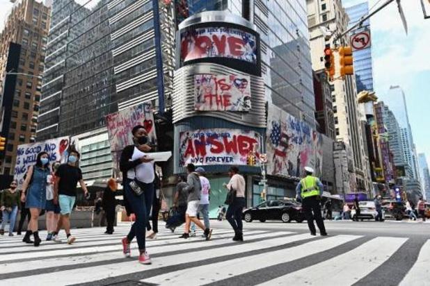 Coronavirus - New York inquiète après une nouvelle hausse du taux de positivité