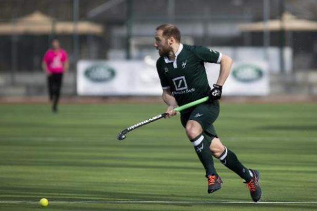 Belgian Men Hockey League - La Gantoise battue et dépassée par le Léopold en tête du groupe A des play-offs