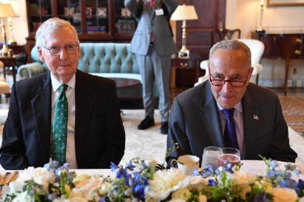 Amerikaanse Senaat keurt verhoging schuldplafond goed