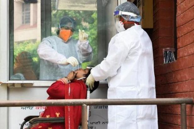 Le bilan de la pandémie de Covid-19 samedi à 13h00: plus de 680.000 morts